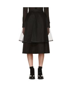 Noir Kei Ninomiya | Layered Tulle Skirt