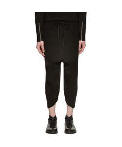 D BY D   Exclusive Diagonal Hem Lounge Pants