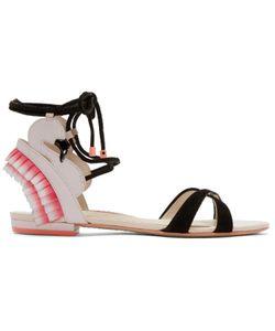 Sophia Webster | Flamingo Frill Sandals