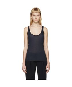 ATEA OCEANIE | Ribbed Jersey Tank Top