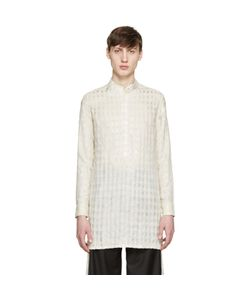 WALES BONNER | Silk Check Amiri Shirt