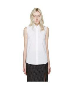 Dion Lee | Poplin Sleeveless Shirt