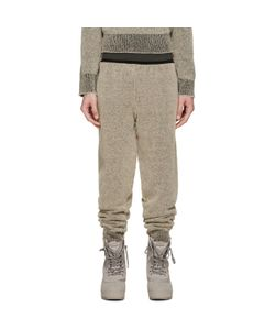 YEEZY SEASON 1 | Bouclé Knit Lounge Pants