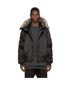 YEEZY SEASON 1 | Faux-Fur Bomber Jacket