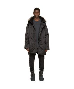 YEEZY SEASON 1 | Faux-Fur Parka