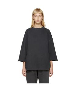 YEEZY SEASON 1 | Cropped-Sleeve Pullover