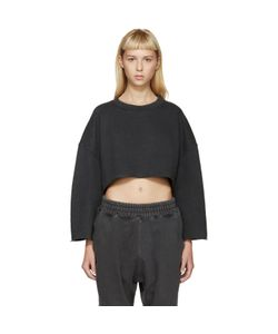 YEEZY SEASON 1 | Cut-Off Pullover