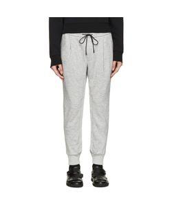 JUUN.J | Cropped Jersey Lounge Pants