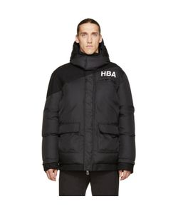 HOOD BY AIR | Down And Wool Jacket