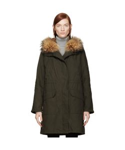 Army by Yves Salomon | Fur Lined Parka