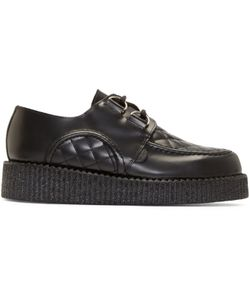 Underground | Quilted Leather Wulfrun Creepers