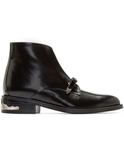 Toga Pulla | Bow Ankle Boots