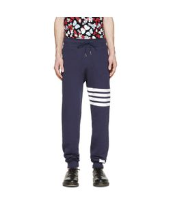Thom Browne | Striped Classic Lounge Pants