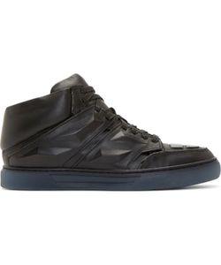 Alejandro Ingelmo   Leather Exotron Sneakers