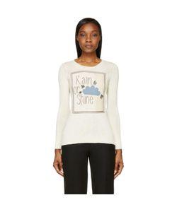 Burberry Prorsum   Alpaca Rain Or Shine Book Cover Sweater