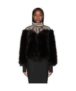 Iris Van Herpen | Fur Biopiracy Coat
