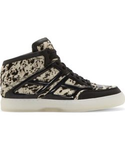 Alejandro Ingelmo | And Calf Hair Tron Sneakers