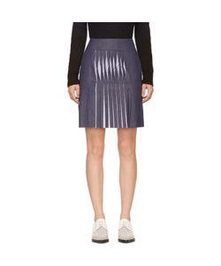 Richard Nicoll | Twill Twist Pleat Skirt