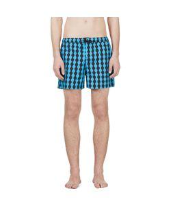 Jonathan Saunders | And Wave Pattern Swim Shorts