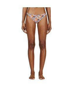 Roseanna | Print Side Strap Bikini Bottom
