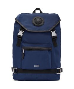 Versus | Nylon Buckled Backpack