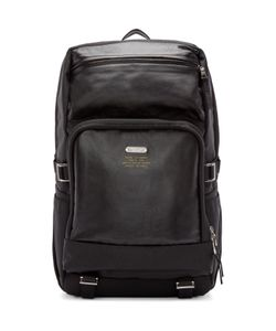 Master-Piece Co | Cordura And Leather Mkn-2 Backpack