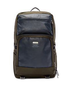 Master-Piece Co | Codura And Leather Mkn-2 Backpack