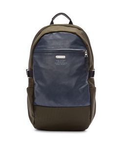 Master-Piece Co | Nylon And Leather Backpack