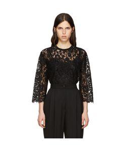 Dolce & Gabbana | Dolce And Gabbana Macrame Lace Top