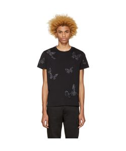 Valentino   Butterflies T-Shirt
