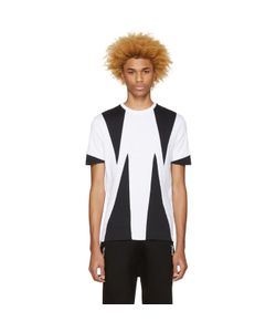Neil Barrett | Opposite Modernist T-Shirt