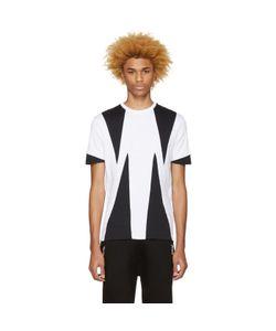 Neil Barrett | Opposite Modernist T-Shirt