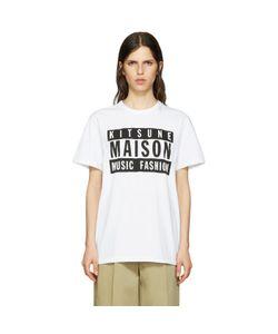 Maison Kitsune | Maison Kitsuné Exclusive Malso 18 Edition T-Shirt