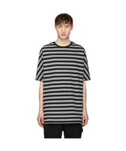 Diesel Black Gold | And Striped T-Shirt
