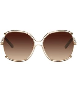 Chloe   Chloé Round Sunglasses