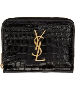 Saint Laurent | Monogram Compact Wallet