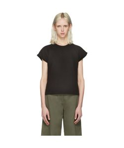 T By Alexander Wang | Cap Sleeve Pullover