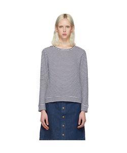 A.P.C. | Striped Pullover