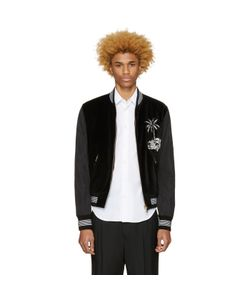 Dolce & Gabbana | Dolce And Gabbana Embroidered Bomber Jacket
