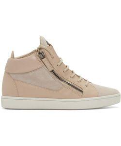 Giuseppe Zanotti Design   Giuseppe Zanotti London Mid-Top Sneakers