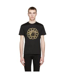Versace | And Embroidered Medusa T-Shirt