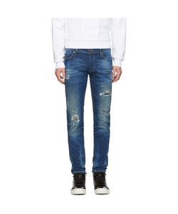 Diesel | Destroyed Sleenker Jeans