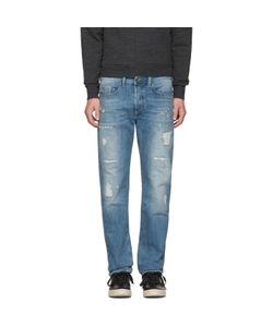 Diesel   Destroyed Buster Jeans
