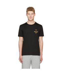 Dolce & Gabbana | Dolce And Gabbana Crown Bee T-Shirt