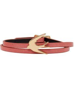 Mcq Alexander Mcqueen   Swallow Mini Wrap Bracelet