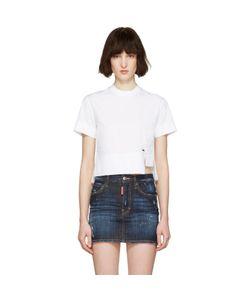 Dsquared2 | Poplin Mini Blouse T-Shirt