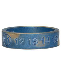 Maison Margiela   And Logo Ring