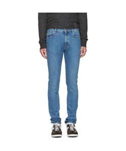 Maison Margiela | Skinny Distressed Jeans