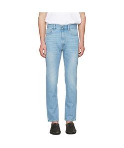 Maison Margiela | High-Waisted Washed Jeans