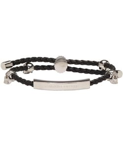 Alexander McQueen   Friendship Skull Bracelet